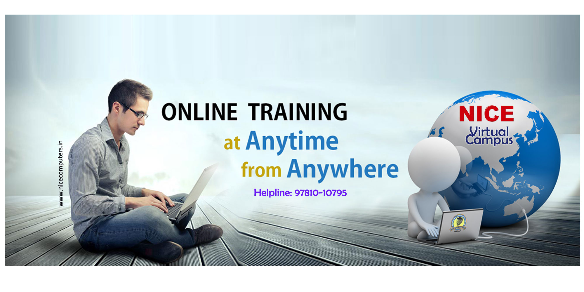 online from anywhere
